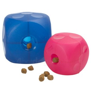 BUSTER Mini Soft Cube No Noice-Blå-Mini 8x8 cm
