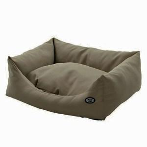 BUSTER Sofa Hundeseng i mange farver-Chinchilla Beige-S