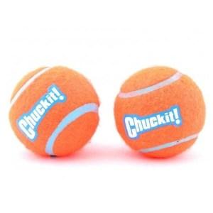 CHUCKIT! Tennis Ball (2 stk)-M:Ø:6,3cm