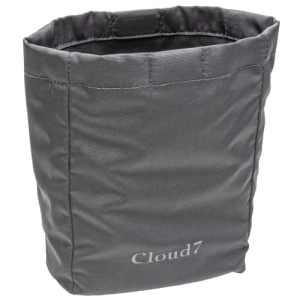 Cloud7 snackbeholder - Calgary - Antracitgrå