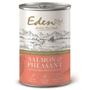 Eden Vådfoder Salmon & Pheasant 400g