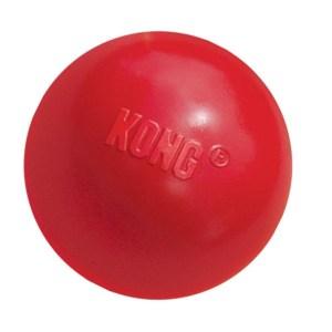 Hundelegetøj KONG Ball-Small