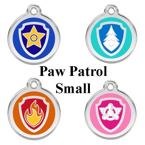 Hundetegn Paw patrol str. small-Marshall