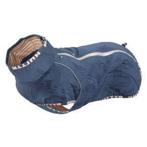 Hurtta Casual Quilted jakke til hund-Ryg 35 cm