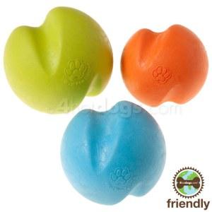 JIVE -miljøvenlig og tyggestærk bold-Grøn-Ø:8,2 cm