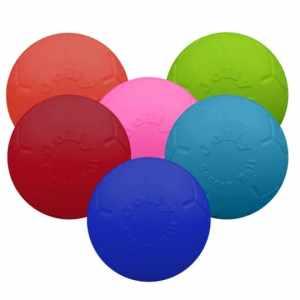 Jolly Punkterfri Fodbold Pink Small- 15cm