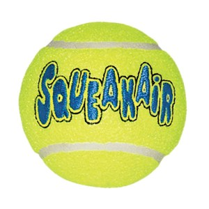 KONG AirDog Squeaker tennisbold-Medium