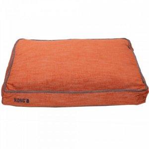 KONG Hundemadras - Orange/Grey