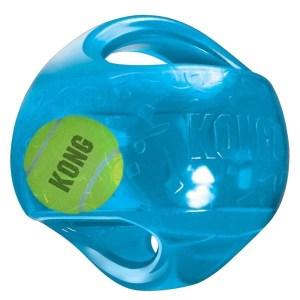 KONG Jumbler Ball til hunde-Medium/large