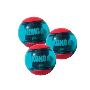 KONG Squeezz Action hundebold-Small
