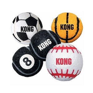 KONG tennis bolde-M:Ø:6,2 cm