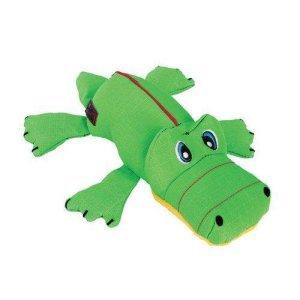 Kong Cozie Ultra Ana Alligator - 25cm - Med Pivelyd