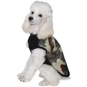 Mi & dog hundejakke - Camouflage