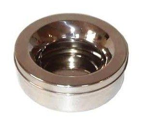 Non Spild Hundeskål i Metal - 0,7l
