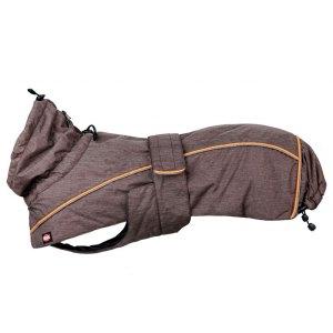 Prime Hundefrakke Brun-80 cm