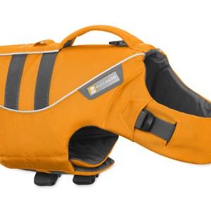 Ruffwear Float Coat redningsvest til hunde-Orange-XXS