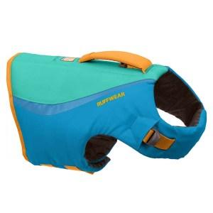 Ruffwear Float Coat redningsvest til hunde blå-M
