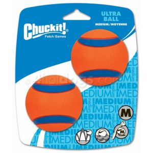 Ultra Ball - ekstra holdbare bolde-S:Ø:5cm