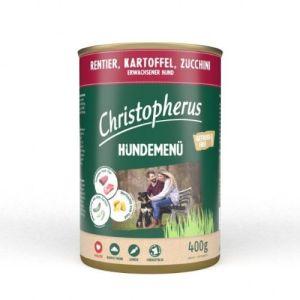 Christopherus Kornfri Dåsefoder Rensdyr 400g