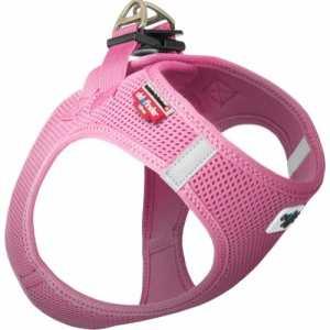 Curli Vest sele Air-mesh Pink - S Brystmål 36-44cm