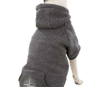 Be Nordic Hættetrøje Flensburg Grey 30cm