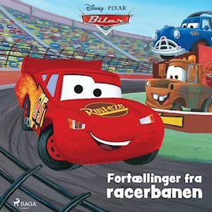 Biler - Fortællinger fra racerbanen-Disney