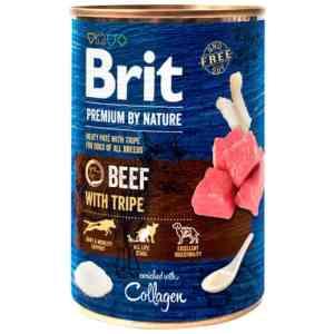 Brit Premium by Nature vådfoder - Kallun - 6 stk.