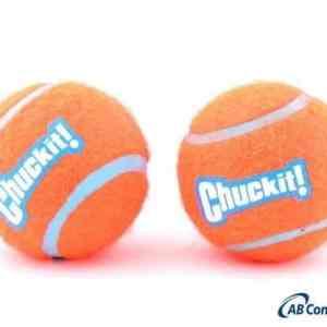 Chuckit Hundelegetøjs Tennis Bold - Uden Glasfiber - Flere Størrelser