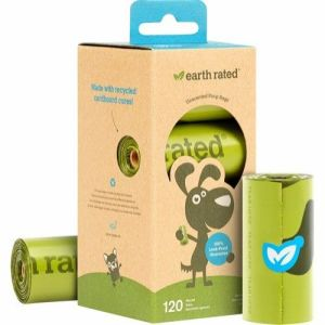 Eco-friendly neutral høm høm poser 120stk