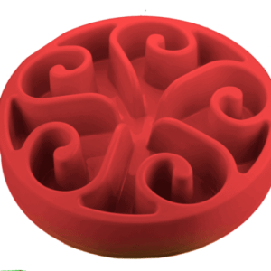 Foderskål - Original Large Rød