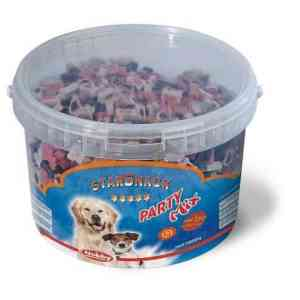 Starsnack Hunde Snack Godbidder Party Mix, 1800g, Sukkerfri