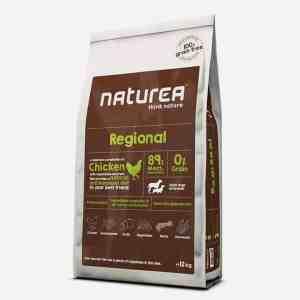12 kg Naturea Grainfree - Regional