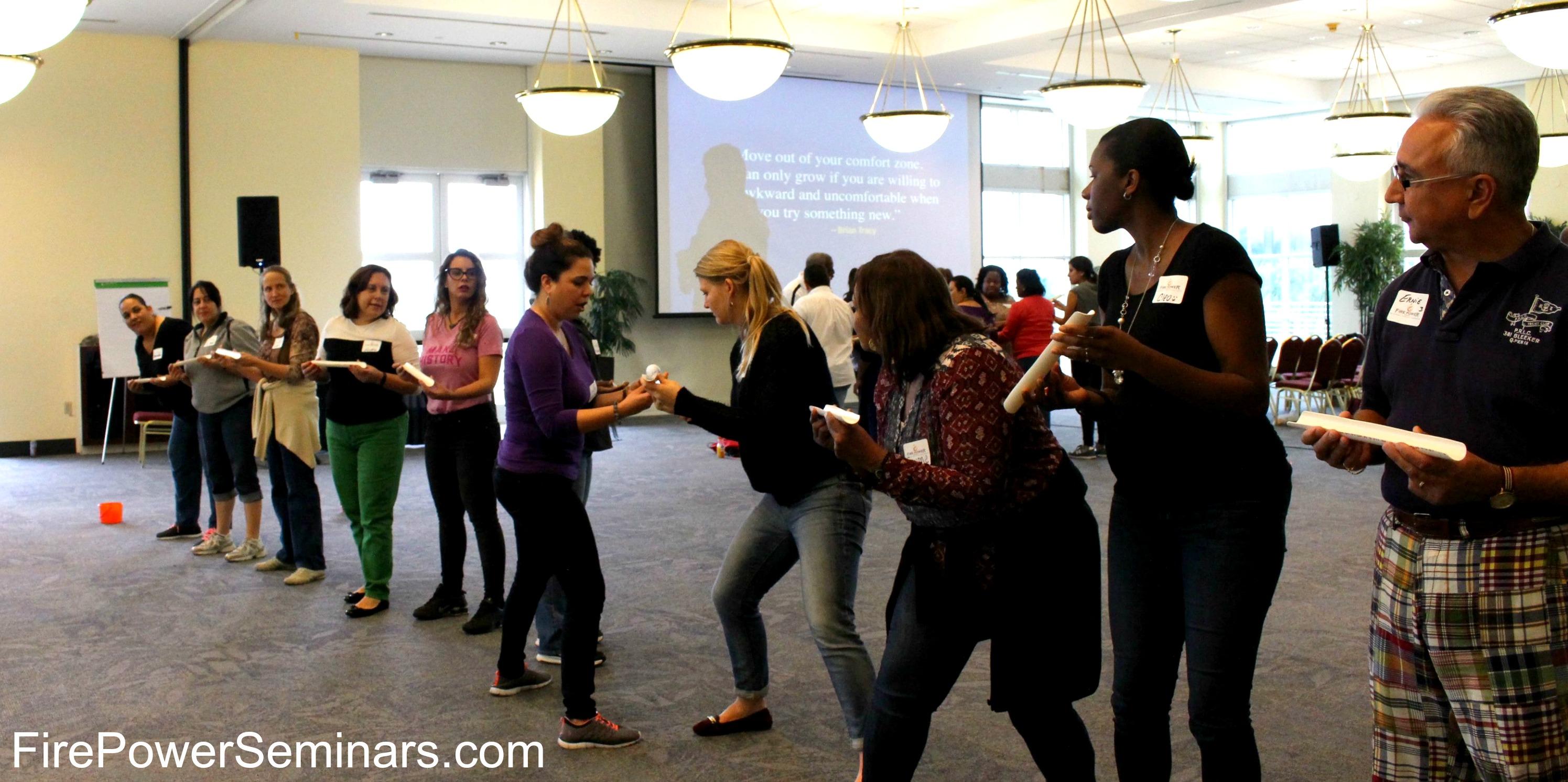 How Team Building Improves Employee Retention