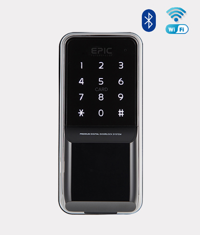 EPIC 5G Deadbolt<br /> Digital Lock (5 in 1)