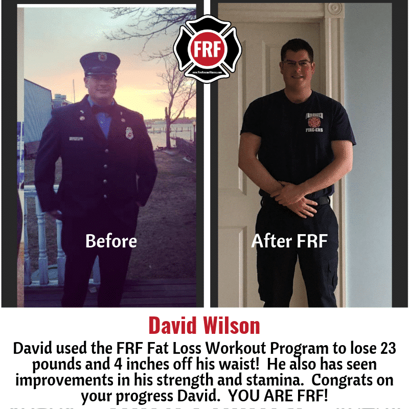 Dave wilson testimonial