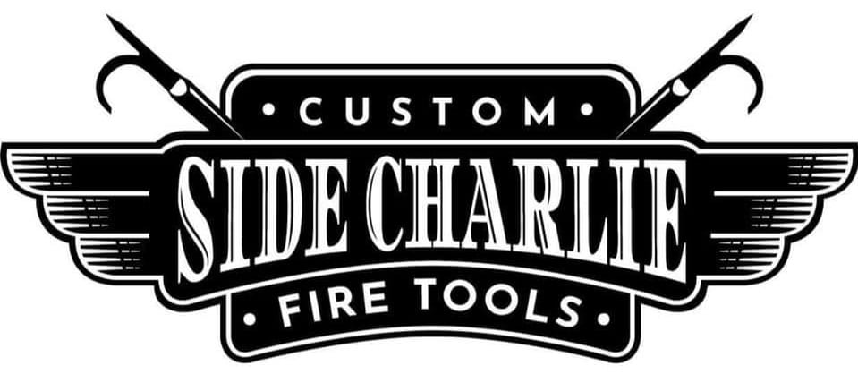 side charlie logo