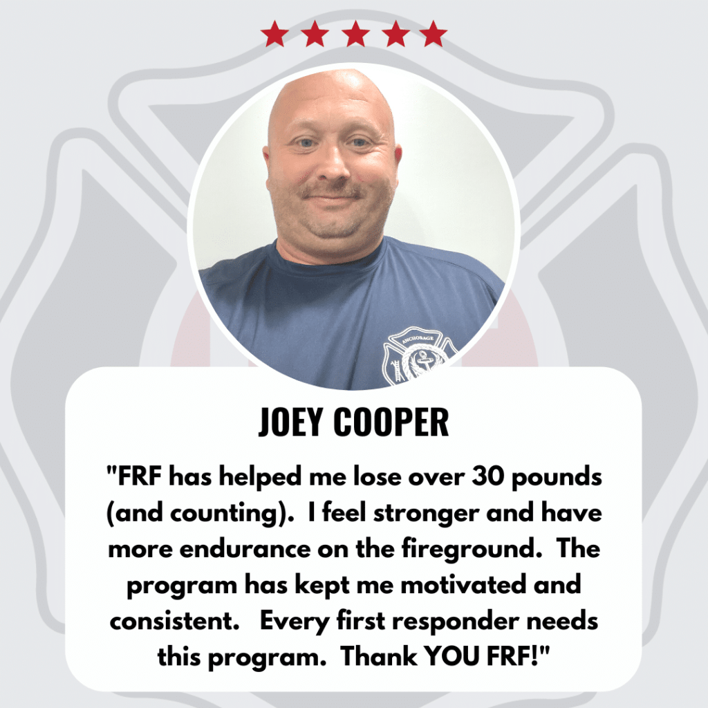 joey cooper test