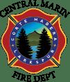 Central Marin Fire Department logo