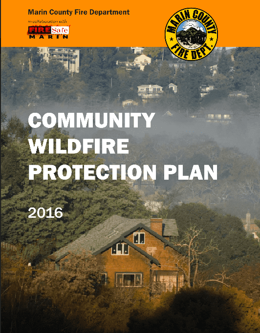 2016 Marin County Community Wildfire Protection Plan
