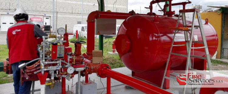 Distribuidor de tanque espuma Colombia