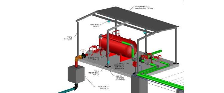 Empresas de diseño de sistemas contra incendio y seguridad