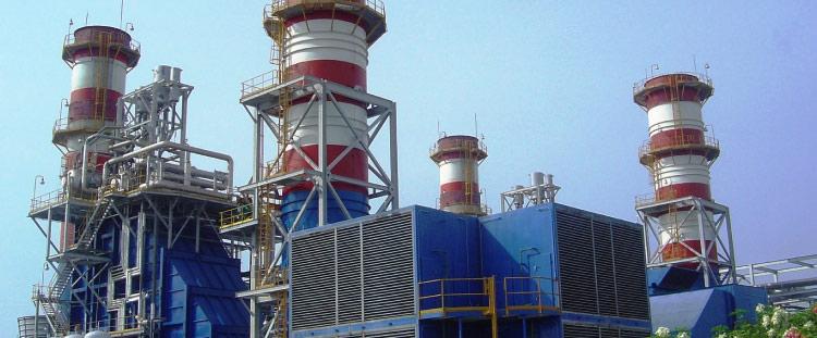Sistemas contra incendio para plantas de energía