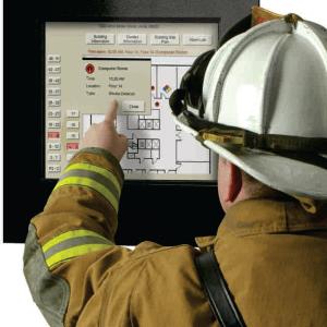 Sistemas de detección, alarma y evacuación