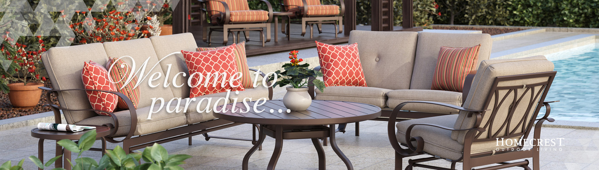 Durable Stylish Patio Furniture High Quality Outdoor Furniture