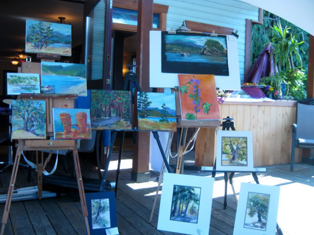 Exhibit Sunday afternoon 3-4 PM