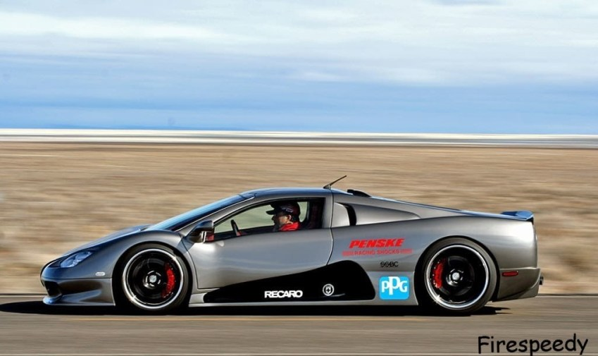 SSC Ultimate Aero   Speed, Price, Records, and Specifications (2020)