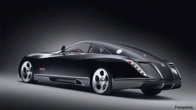Mercedes-Benz Maybach Exelero | Speed, Price, Records, Specifications