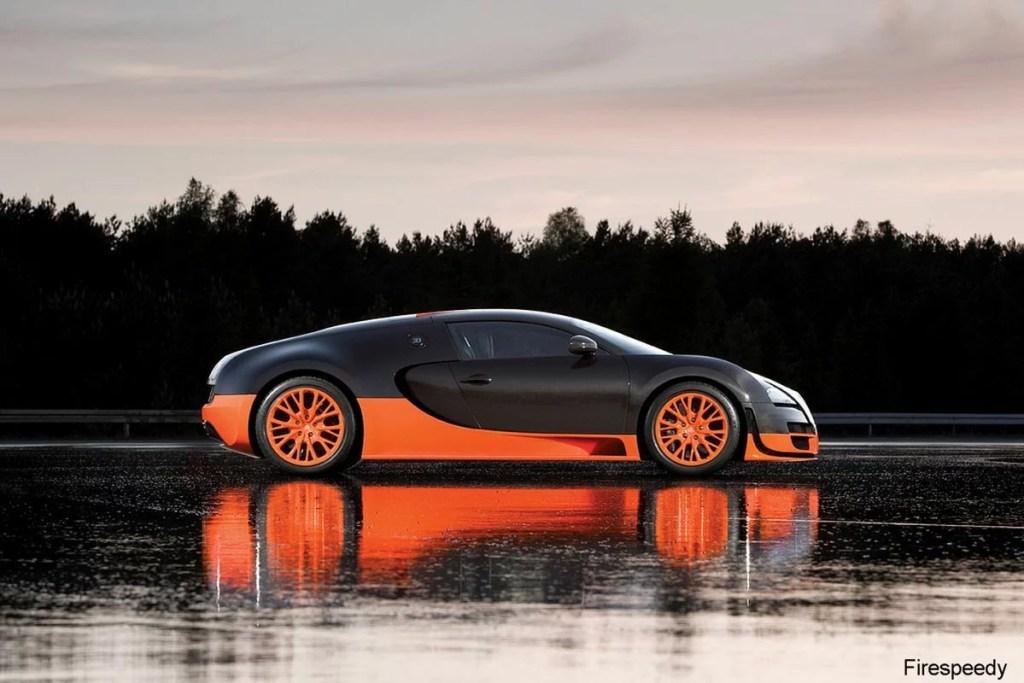 Bugatti Veyron Super Sport | Fastest Car in the World 2020