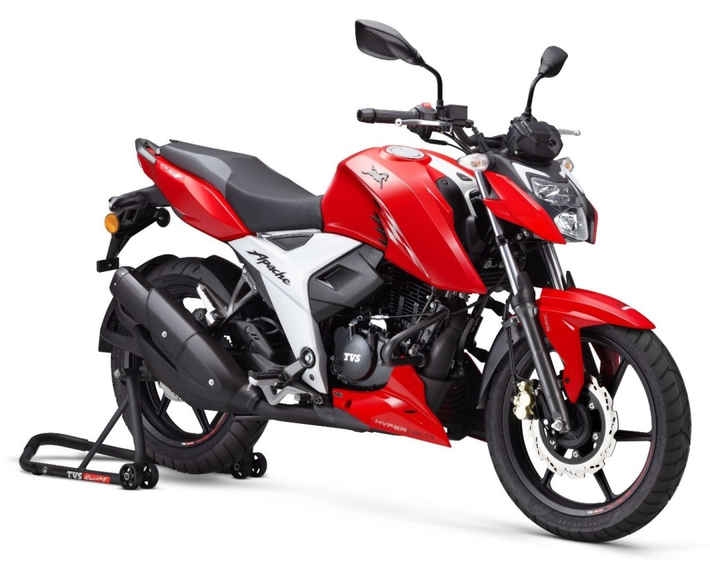 How is a TVS bike good for a first time buyer?