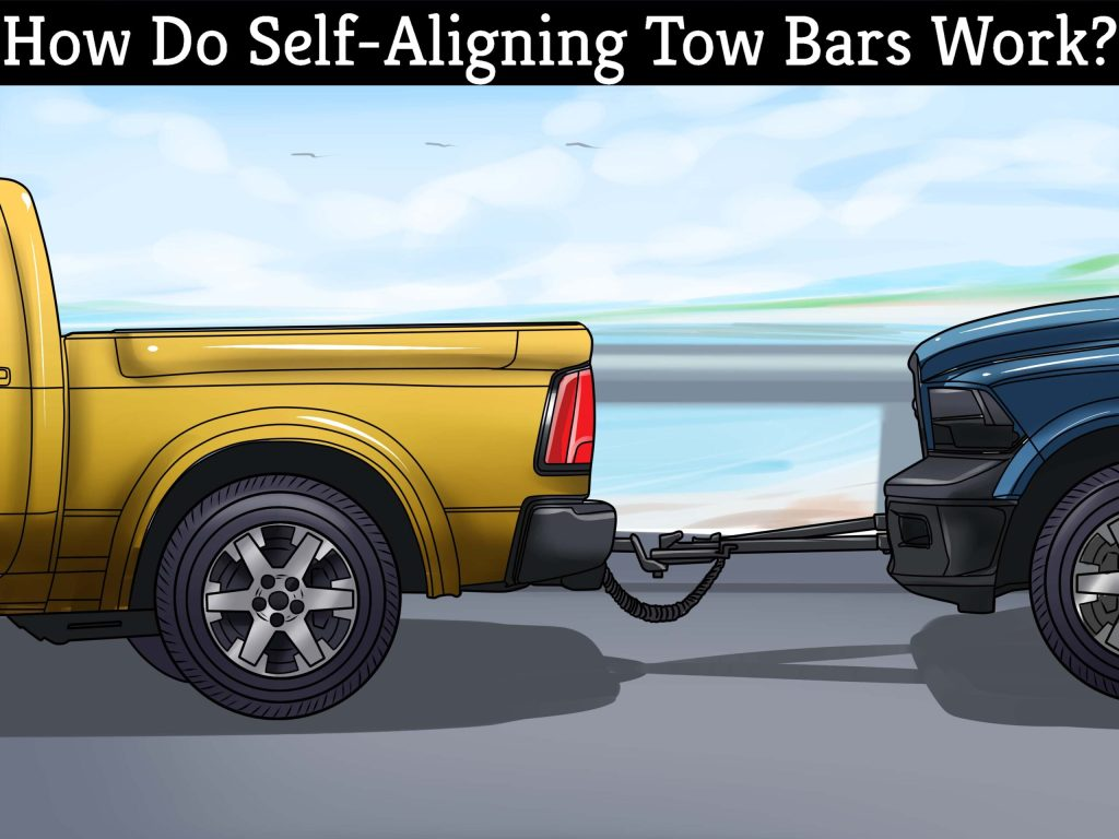 How Do Self-Aligning Tow Bars Work?
